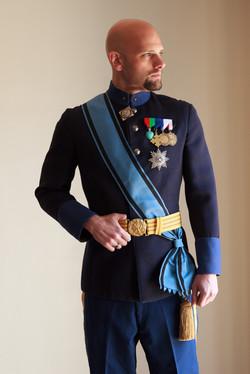Official Portrait of the Grand Duke