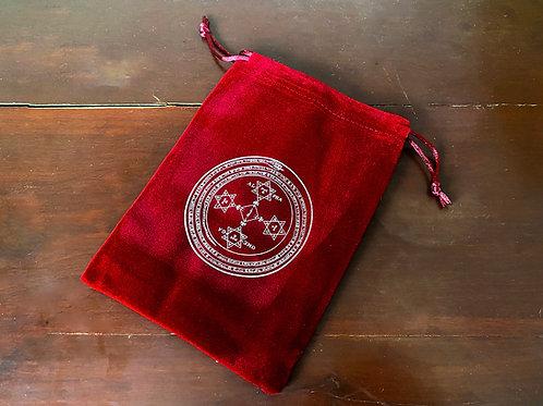 Circle of Solomon Tarot Bag