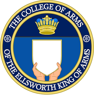 College of Arms Badge
