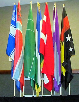 micronation flags