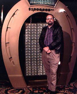 Steven Scharff with $1,000,000