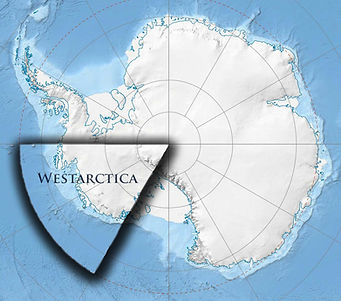 Westarctica Map