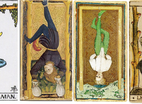 Non-Rider-Waite Imagery in the Tarot