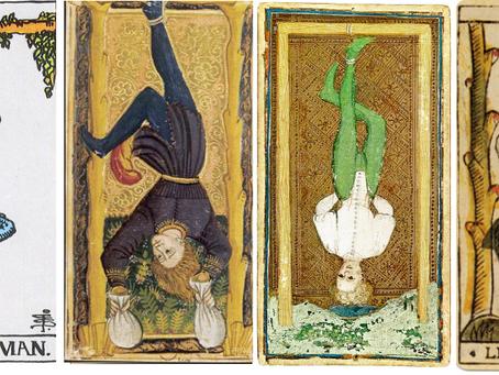 Non-Rider-Waite Imagery in the Tarot