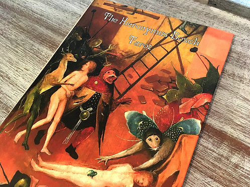 The Hieronymus Bosch Tarot Guidebook (Hardcover)