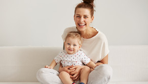 Imperfect moms: Our babies don't look for perfect moms!
