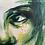 Thumbnail: Large Green portrait