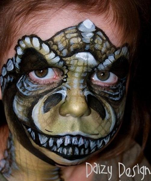 Awesome Daizy Design monster