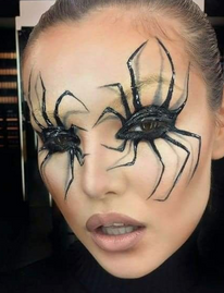 Spooky Spider Eyes
