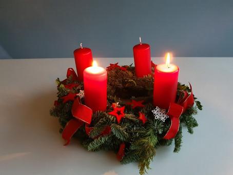 Advent, Advent....