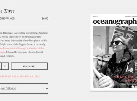 OCEANOGRAPHIC MAGAZINE - ISSUE 3