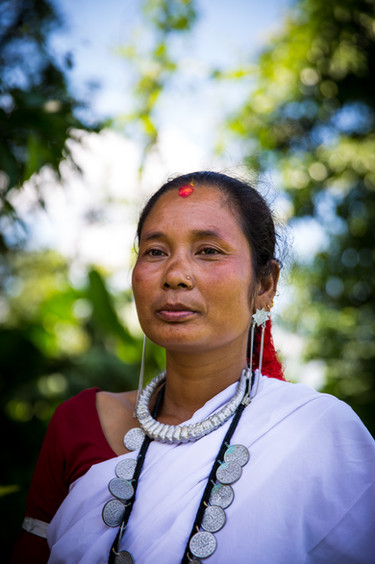 Binita - Fisherwoman