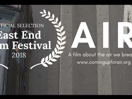 AIR - Official Selection at East End Film Festival