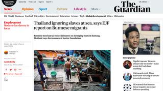 GUARDIAN Modern Day Slavery