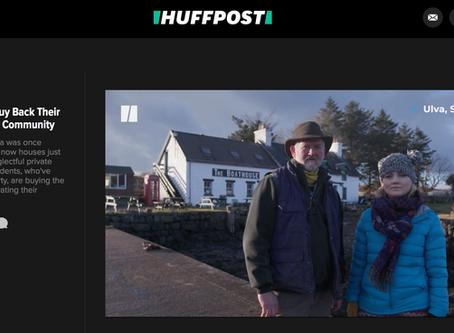 HuffPost short doc filmed by LRP now live