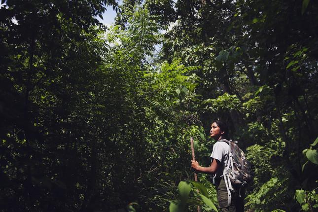 Manju - Nature Guide