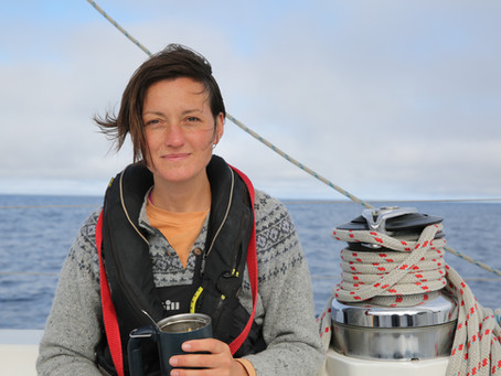 eXXpedition Crew Profile:  Q&A with Eleanor Church