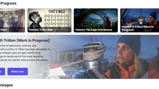 "X Trillion ""work in progress"" special selection at Environmental Film Festival Australia (EFFA)"