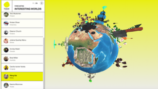 Forecasting: Interesting Worlds