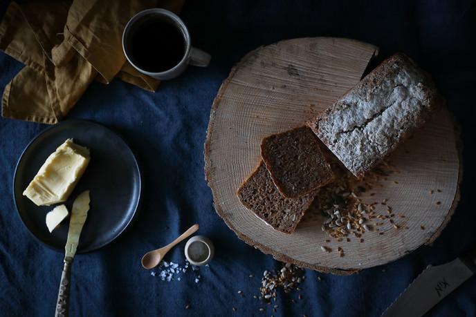 Styled product shot for Suzy Shack Bakery