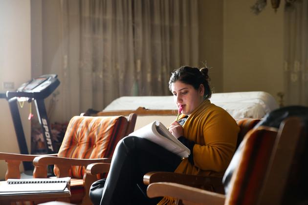 Syrian - Lebanese Youth Story