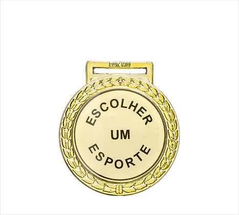 Medalha 273/50F - Eterna-Max