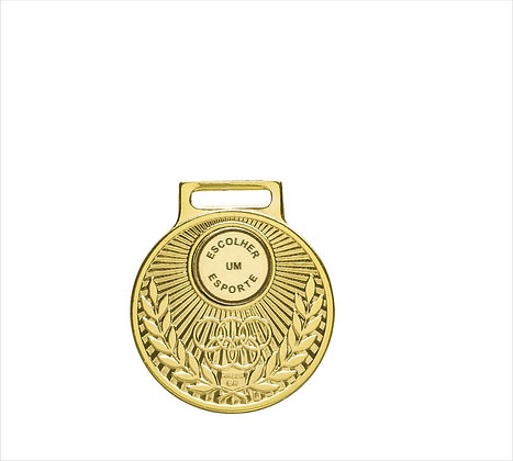Medalha 217/40F - Tradicional