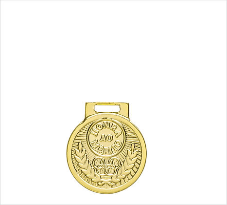Medalha 217/35H - Tradicional