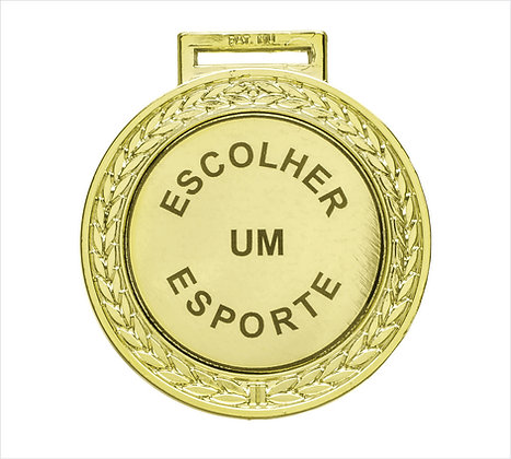 Medalha 242/70F - Eterna-Max