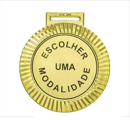 Medalha 243/70F - Eterna-Max