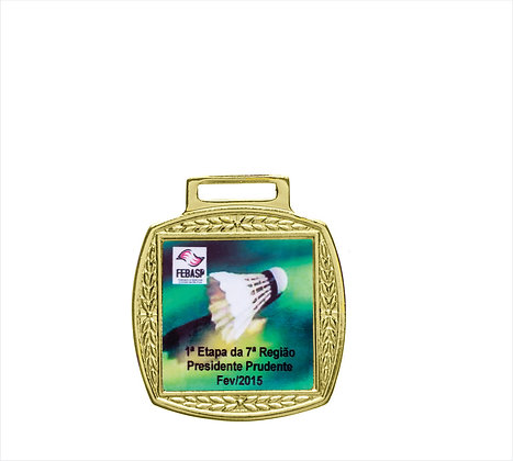 Medalha 274/50E - Tradicional