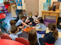 Kindergarten Pumpkin