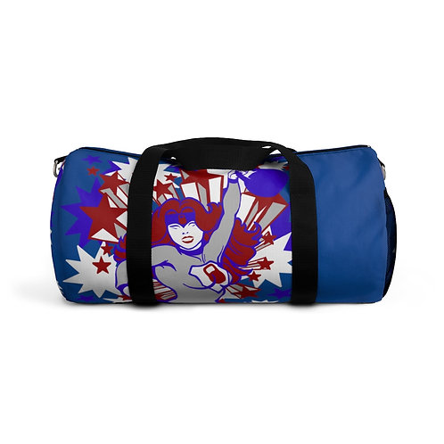 Kettlebell hero Duffel Bag