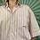 Thumbnail: Vintage Pink Striped Shirt