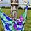 Thumbnail: Mint Floral Vintage Swimsuit