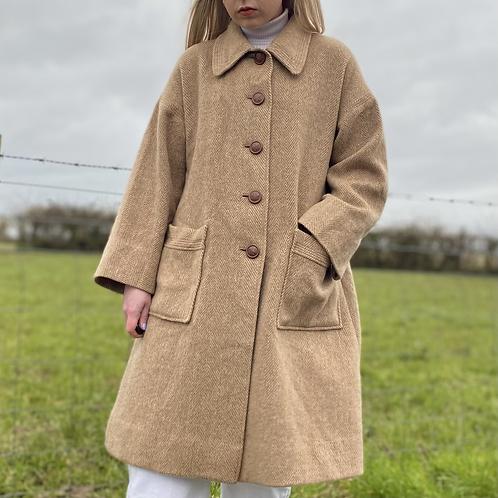 Italian Vintage Wool Coat