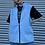 Thumbnail: Baby Blue Sleeveless Fleece