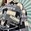 Thumbnail: Monochrome Retro Blouse
