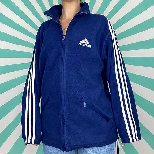 90s Adidas Navy Fleece