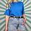 Thumbnail: Blue Nike T-Shirt