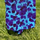 Thumbnail: Blue Floral Swimsuit