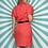 Thumbnail: Vintage Coral Pink Dress