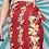 Thumbnail: Red Hawaiian Wrap Skirt