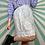 Thumbnail: Vintage Pastel Floral Skirt