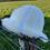 Thumbnail: Vintage Cream Mohair Hat