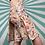 Thumbnail: Vintage Peach Funky Culottes