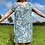 Thumbnail: Surf Pattern Summer Dress