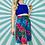 Thumbnail: Blue Hawaiian Culotte Shorts