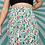 Thumbnail: Floral Pleated Midi Skirt