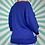 Thumbnail: Blue Retro Summer Knit